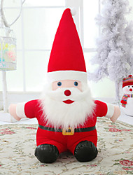 cheap -Stuffed Animal Plush Toy Christmas Santa Claus Cute Novelty Plush Cotton 30CM with Clothes and Accessories for Girls' Birthday and Festival Gifts / Kid's