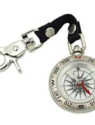 Недорогие -металл античный компас карманные часы стиле с строп полноценно полноценно цинковый сплав ретро компаса