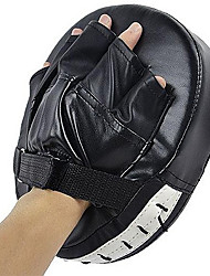 cheap -Boxing and Martial Arts Pad Boxing Pad Focus Punch Pads PU Leather Foam Athletic Training Strength Training Protective Gear Taekwondo Boxing Karate For Men's