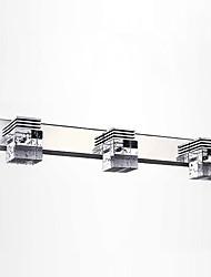 Недорогие -Модерн Освещение ванной комнаты Металл настенный светильник IP67 110-120Вольт / 220-240Вольт 9W