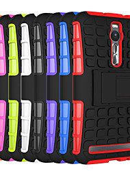 cheap -Case For Asus Shockproof / with Stand Back Cover Armor Hard PC