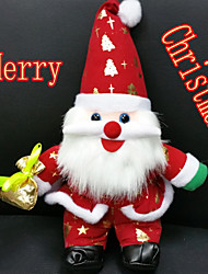 cheap -SC30CM New Style Plush Santa Claus Christmas Toy High Quality