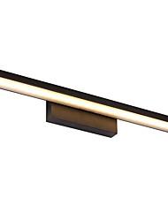 Недорогие -Модерн Освещение ванной комнаты Металл настенный светильник IP67 110-120Вольт / 220-240Вольт 8W