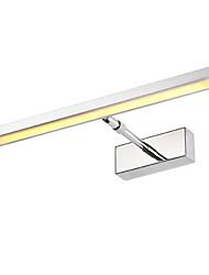 cheap -Modern / Contemporary Bathroom Lighting Metal Wall Light IP67 110-120V / 220-240V / LED Integrated Vanity Light