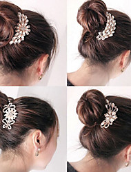 cheap -Clips Hair Accessories Pearl Wigs Accessories Women's 1pcs pcs 11-20cm cm Daily Classic