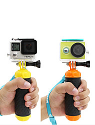 cheap -Floating Hand Grip Floating For Action Camera Gopro 6 Gopro 5 Xiaomi Camera Diving Surfing Plastic