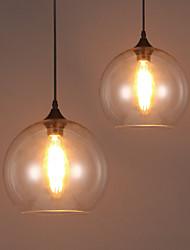 cheap -Pendant Light Downlight Metal Glass LED White