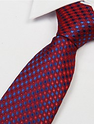 cheap -Unisex Party / Work / Basic Necktie Print