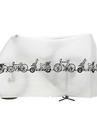 Недорогие -Чехол для велосипеда Водонепроницаемость Нейлон Велоспорт Горный велосипед Шоссейный велосипед Велосипедный спорт / Велоспорт Белый Серый