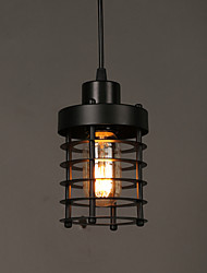 cheap -1-Light LED Pendant Light Metal Rustic / Lodge / Vintage / Modern Contemporary