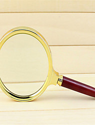 cheap -Monocular Magnifiers/Magnifier Glasses Reading Wide Angle Handheld Weather Resistant Fogproof Generic High Definition 5 90mm Normal
