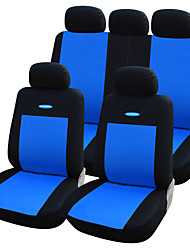 cheap -Car Seat Covers Seat Covers Gray / Red / Blue Textile Common For Volvo / Volkswagen / Toyota
