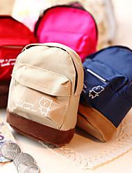 cheap -Mini School Bag Design Change Purse(Assorted Color)