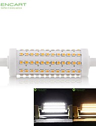 cheap -1pc 10 W 900-1200 lm R7S LED Corn Lights 108 LED Beads SMD 2835 Dimmable Warm White / Cold White 85-265 V / 1 pc