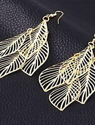 cheap -Earring Drop Earrings Jewelry Women Acrylic 2pcs Silver