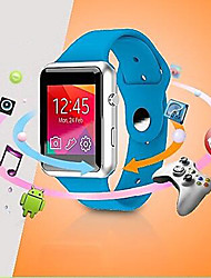 cheap -BSW V08 Wearable Smart Watch , Hands-Free Calls/Media Control/Camera Control/Waterproof for Android&iOS