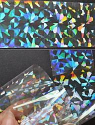 Недорогие -4 pcs Лента для ногтей маникюр Маникюр педикюр Абстракция / Мода Повседневные / Съемная лента для фольги