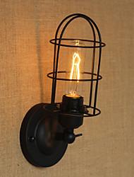 cheap -Rustic / Lodge Wall Lamps & Sconces Metal Wall Light 110-120V / 220-240V 40W / E26 / E27