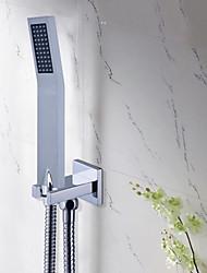 cheap -Contemporary Hand Shower Chrome Feature - Rainfall, Shower Head