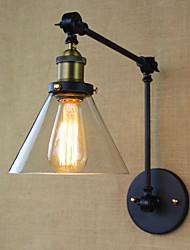 cheap -Rustic / Lodge Swing Arm Lights Metal Wall Light 110-120V / 220-240V 40 W / E26 / E27