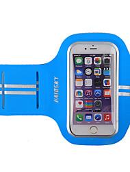abordables -HAISKY Brassard Sac de téléphone portable Running Pack pour Course / Running Courses Cyclisme / Vélo Jogging Sac de Sport Ecran tactile Vestimentaire Téléphone / Iphone Térylène Sac de Course