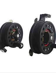 cheap -Fishing Reel Fly Reel / Ice Fishing Reels 1:1 Gear Ratio+2 Ball Bearings Right-handed Fly Fishing / Ice Fishing - FX50