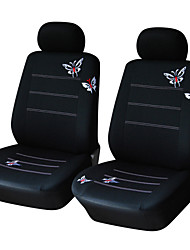 cheap -Car Seat Covers Seat Covers Textile Common For Volvo / Volkswagen / Toyota