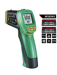 cheap -MASTECH MS6541 Simultaneous Display K-TYPE and Infrared Thermometer Optical Resolution:(D:S)=30 :1