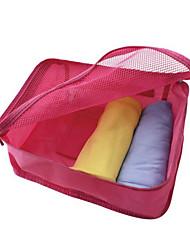 cheap -Travel Organizer / Travel Luggage Organizer / Packing Organizer / Travel Toiletry Bag Large Capacity / Portable / Moistureproof for Bras / Clothes Nylon / Unisex Camping / Hiking / Climbing / Leisure