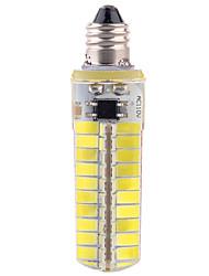 abordables -YWXLIGHT® 5pcs 12 W Ampoules Maïs LED 1200 lm E11 T 80 Perles LED SMD 5730 Intensité Réglable Décorative Blanc Chaud Blanc Froid 110-130 V / 5 pièces / RoHs