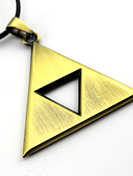 cheap -Jewelry Inspired by The Legend of Zelda Cosplay Anime / Video Games Cosplay Accessories Necklace Alloy Men's / Women's 855