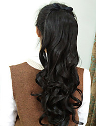 cheap -cheapest price horsetail hair extensions hot sale