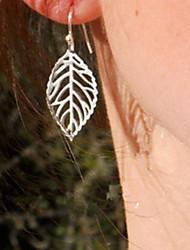 cheap -Earring Drop Earrings Jewelry Women Brass 2pcs Silver
