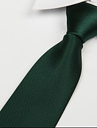 cheap -Men's Work / Basic Necktie - Solid Colored