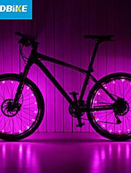 cheap -LED Bike Light Bike Rim Lights Mountain Bike MTB Bicycle Cycling Waterproof Multiple Modes 18650 Battery Cycling / Bike
