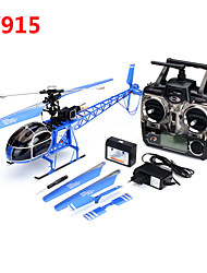 cheap -RC Helicopter WLtoys V915 4ch Brush Electric NO Ready-to-go