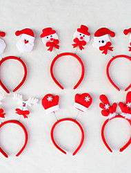 cheap -New Child and Adult Headwear Santa Christmas Decration Head Band for Christmas Party New Gift Xmas