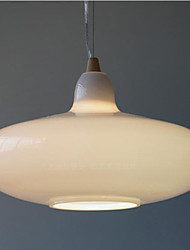 cheap -2-Light 39cm(15.35inch) Mini Style Pendant Light Glass Glass Others Retro 110-120V / 220-240V