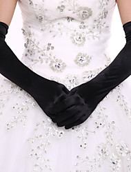 cheap -Spandex Opera Length Glove Bridal Gloves Party/ Evening Gloves