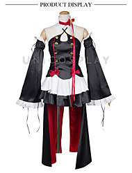 cheap -Inspired by Slam Dunk Cosplay Anime Cosplay Costumes Japanese Cosplay Suits Top Skirt Bow For Men's Women's / More Accessories / More Accessories / Satin
