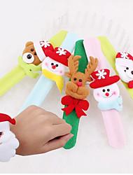 Недорогие -рука застежка браслета шарика рождества цвет подарка рождества случайный