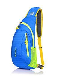 cheap -TANLUHU Shoulder Messenger Bag Chest Bag Running Pack 40-50L for Running Camping / Hiking Fishing Football / Soccer Sports Bag Multifunctional Waterproof Wearable Nylon Running Bag