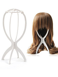 cheap -wig accessories special white wig stand 003