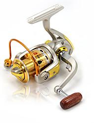 cheap -Fishing Reel Spinning Reel 5.2:1 Gear Ratio+10 Ball Bearings Hand Orientation Exchangable Sea Fishing / Ice Fishing / Spinning - DB2000 DB3000 DB4000 / Freshwater Fishing / Carp Fishing