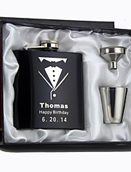 cheap -Personalized Stainless Steel Barware & Flasks / Hip Flasks Wedding