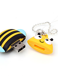 cheap -16GB usb flash drive usb disk USB 2.0 Cartoon Compact Size