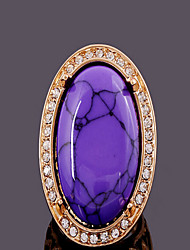 cheap -Turquoise Screen Color Imitation Diamond Turquoise Luxury / Women's