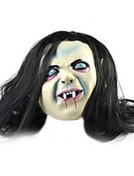 Недорогие -Маски на Хэллоуин Гаджет для розыгрыша Ластик Ужасы Взрослые