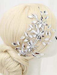 cheap -Crystal / Rhinestone / Alloy Headbands with 1 Wedding / Special Occasion Headpiece