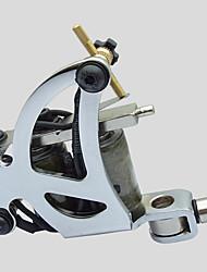 abordables -BaseKey Machine professionnelle de tatouage - 1 machine de tatouage x alliage pour la doublure et l'ombrage Professionnel 1 pcs Acier au carbone Fait à la main Estampillage